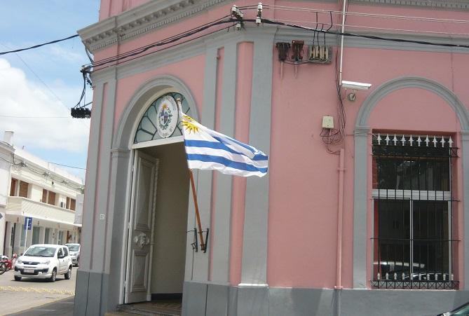 La polic a inaugur oficinas del distrito operacional 3 en la ciudad de san carlos maldonado - Oficina del policia ...