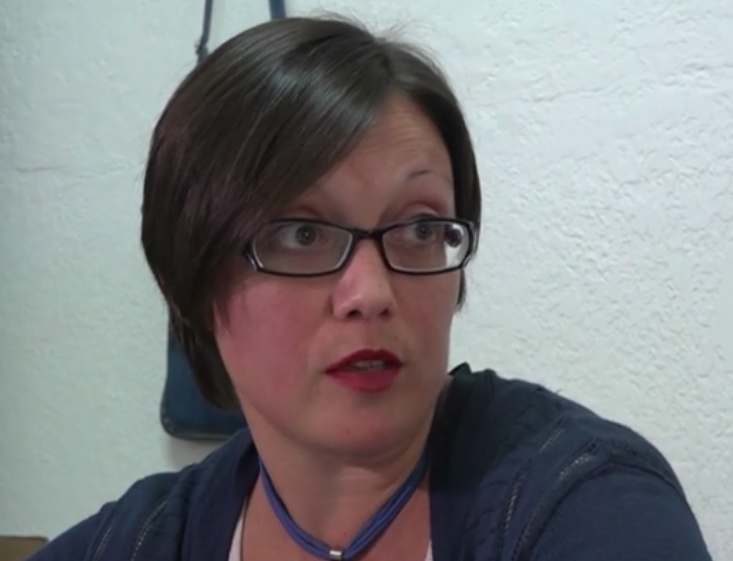 La doctora Adriana Morosini, está al frente del caso de más fuerte impacto en Uruguay en los últimos tiempos.