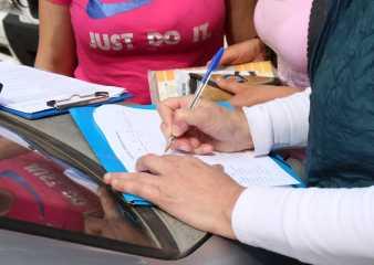 Revelarán datos del censo realizado en La Capuera y balnearios circundantes