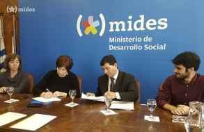 Inefop firmó convenio con el Inju para capacitar a 1.800 jóvenes en todo el país