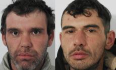 Ladrones con profusos antecedentes fueron atrapados apenas concretaron un robo