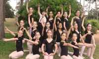 Escuela Departamental de Ballet cierra el año con actuación en Sala Cantegril