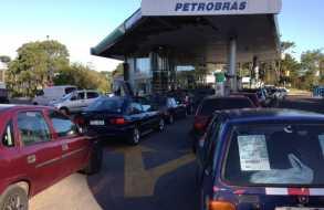 Estaciones de servicio de Maldonado siguen generando mucho malestar en turistas y residentes