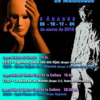 12da. Muestra de Teatro de Maldonado