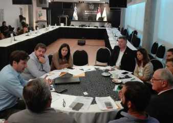 Maldonado participó en Argentina en reunión de Red Mercociudades y Unidades Temáticas 2018