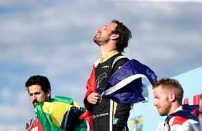El francés Jean-Eric Vergne ganó de punta a punta el E-Prix de Punta del Este