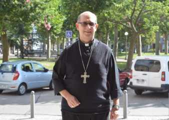 Milton Tróccoli se convirtió en el tercer Obispo de la historia de la Diócesis Maldonado-Punta del Este