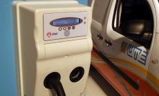 Se inaugura la primera estación para carga de autos eléctricos de Maldonado