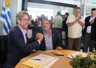 Punta del Este suscribió acuerdo de cooperación y amistad con Sunny Isles Beach