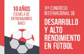 Congreso de desarrollo y alto rendimiento en fútbol será en Punta del Este