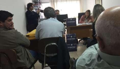 El FA de Maldonado ofrece conferencia de prensa tras fallo judicial por acceso a información de la IDM