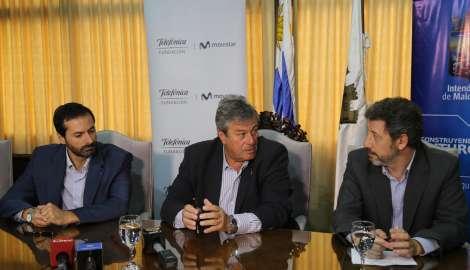 Acuerdo en materia educativa favorecerá a docentes y estudiantes de cursos de la Intendencia de Maldonado