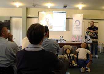 Fundación Gonzalo Rodríguez ofrece charla de seguridad de niños en el tránsito