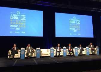Punta del Este es sede de la reunión de negocios más importante entre China, América Latina y el Caribe