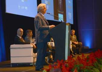 Se anunció en Punta del Este que China aspira a una zona de libre comercio con América Latina y el Caribe