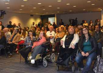 Presentaron proyecto que promueve los derechos para personas con discapacidad