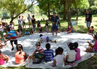 Abrieron sus puertas los veinte Centros de Atención Infantil de Verano para asistir a 2.000 niños