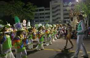 El sábado 19 de enero es el desfile de categorización de las escuelas de samba