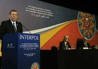 Mercosur e Interpol profundizarán intercambio de información sobre personas requeridas