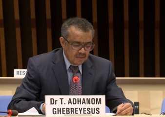La Organización Mundial de la Salud declaró el brote de coronavirus pandemia global
