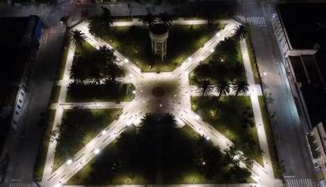 Plaza 19 de Abril de Pan de Azúcar recibió mención en el Premio Nacional de Urbanismo 2019