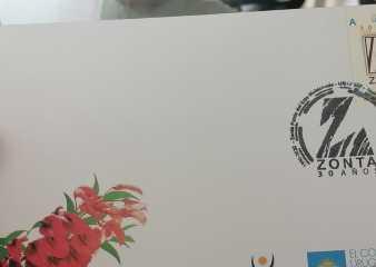 Zonta Club Punta del Este-Maldonado cumple 30 años y tiene sello conmemorativo