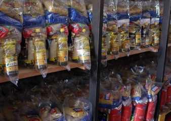 Habrá suspensión de entrega de canastas de alimentos en Maldonado y San Carlos