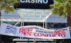 Funcionarios del casino Nogaró esperan soluciones laborales y económicas