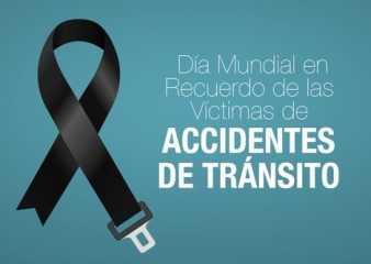 Este 15 de noviembre se recuerda en todo el mundo a las víctimas del tránsito