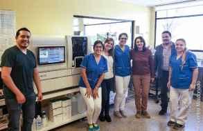 Hemocentro de Maldonado: primer servicio público capaz de analizar 50 muestras por hora