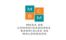 """Nació la """"Mesa de Coordinadores Barriales de Maldonado"""" por soluciones para toda la comunidad"""