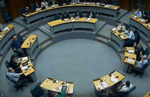 La Junta Departamental autorizó a la IDM a contraer un crédito por US$ 20 millones