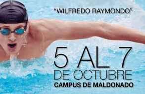 """En octubre se disputa la 10ª edición del torneo internacional de natación """"Wilfredo Raymondo"""""""
